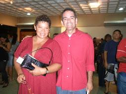 Neca Machado e Mestre RICARDO ANGELO