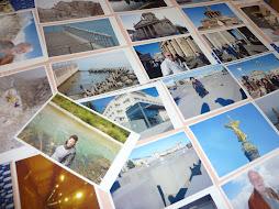 NO RETORNO AO BRASIL, PREPARO MINHA EXPOSIÇÃO DE FOTOS, são mais de 3000 fotografias