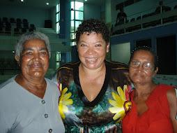 Pioneiros do Amapá prestigiam o Vereador Clecio