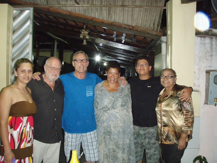 Comemoramos entre familiares o meu ANIVERSARIO de 49 anos, em 05 agosto