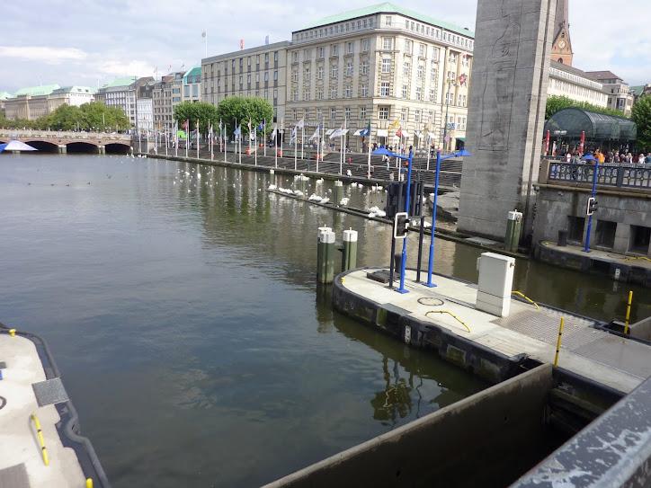 Como Bacharel em Direito Ambiental, conheci em HAMBURG-Alemanha