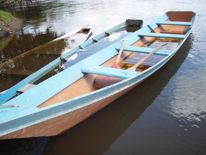 Se o HOMEM colocasse em um Barco suas ansiedades, VIVERIA MELHOR....