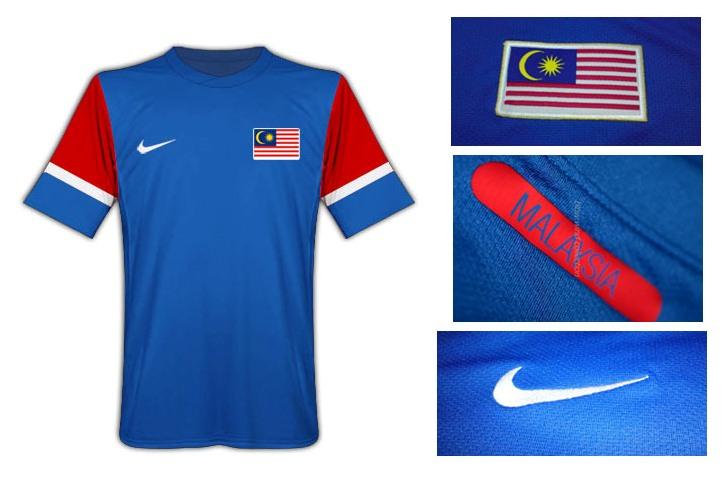 Original Malaysia Jersey Malaysia Away Jersey