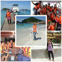 Story to Pulau Redang!