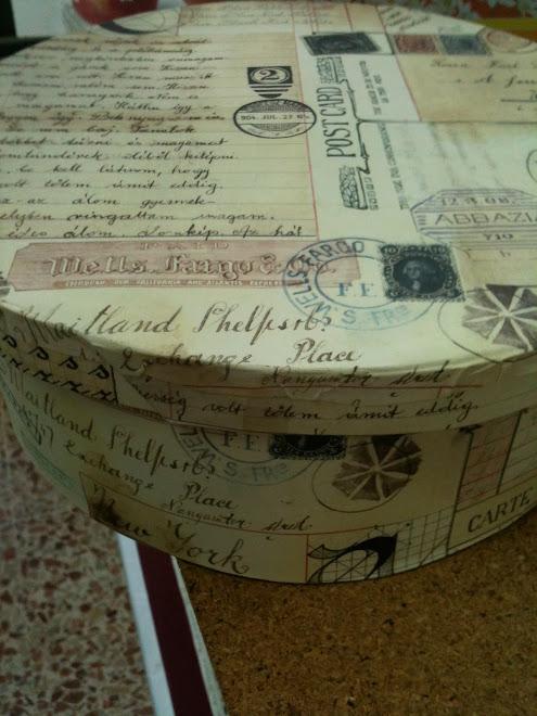 Caja-sombrerero