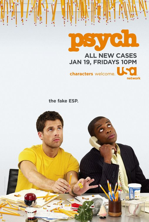 Psych - Season Four movie