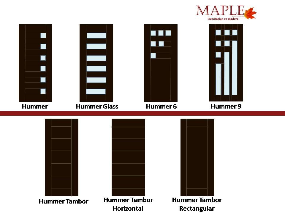 Puertas con acento linea contempor nea for Puertas para oficinas exteriores