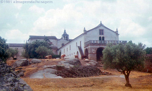 Convento de Nossa Srª do Espinheiro