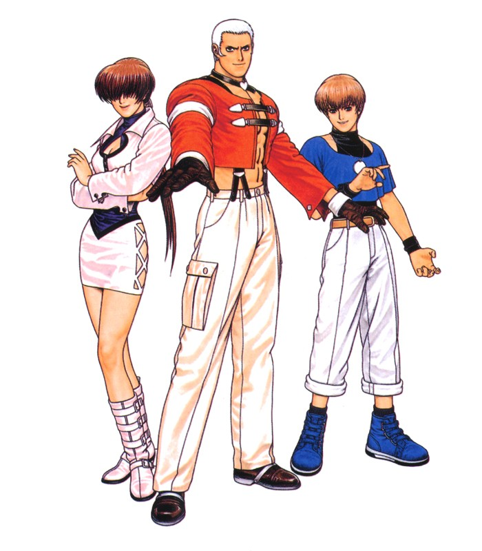 The King of Fighters '98: The Slugfest (Arcade)