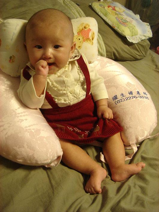 olivia, 4 months