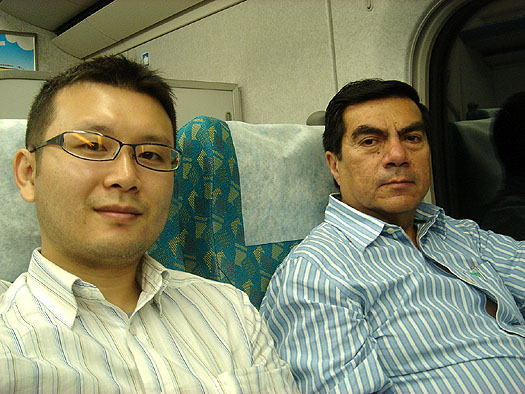a free ride on the taiwan high speed rail