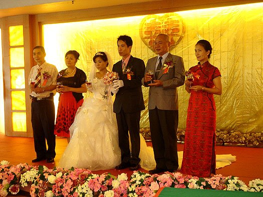 wedding in taichung
