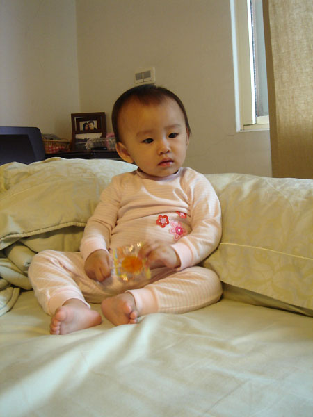 olivia @ 11 months