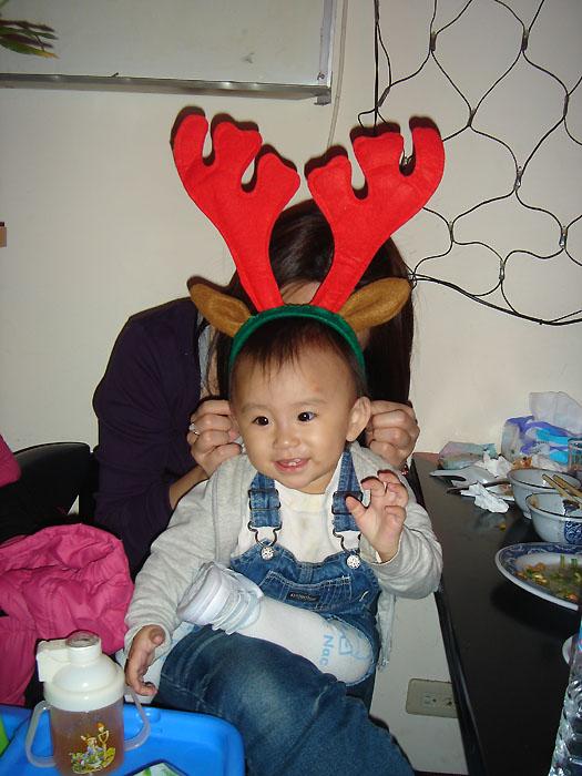 olivia the reindeer