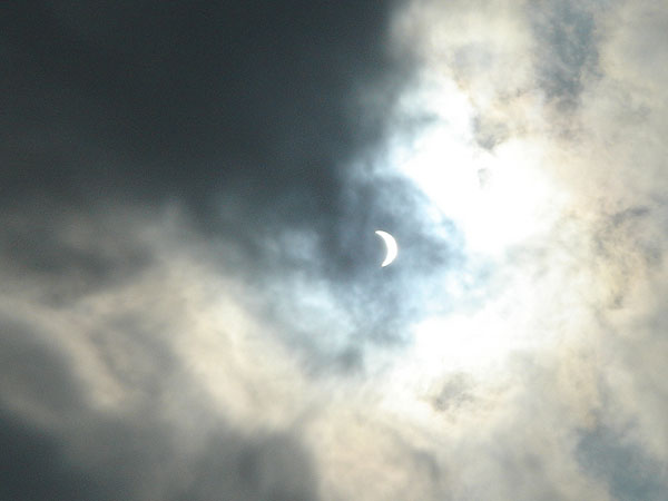 total solar eclipse 2009