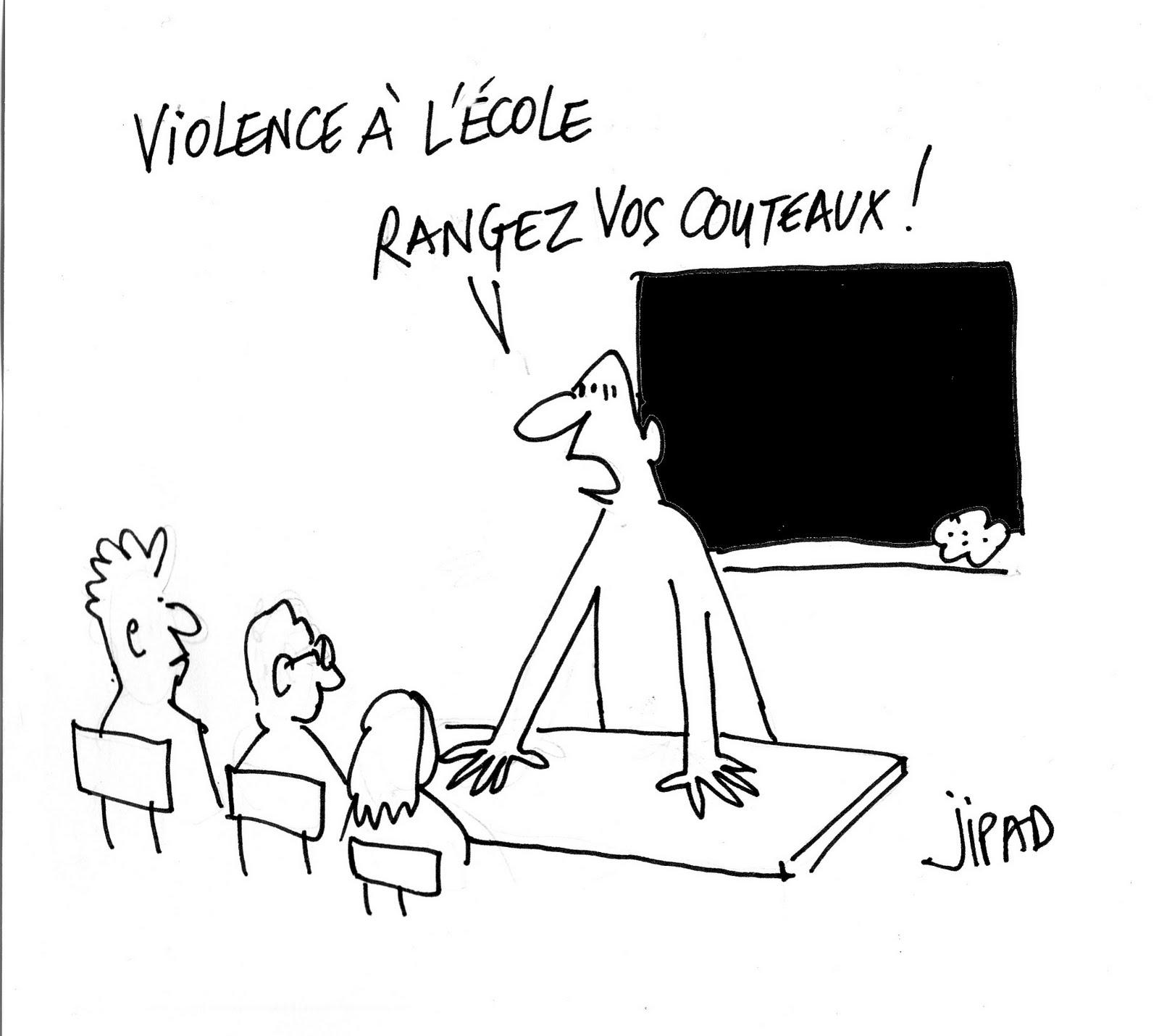 Violence à l'école : les profs au bout du rouleau