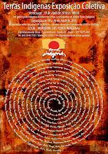 Inaugura  no Memorial dos Povos Indígenas em Brasília - 19 a 26 de abril de 2010