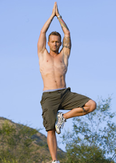Biggest Loser trainer, Bob Harper. Posted by e at 7:17 PM No comments: