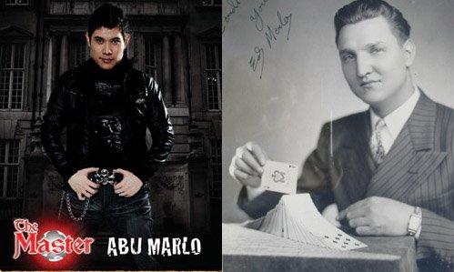 Abu Marlo dan Ed Marlo