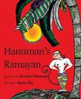 Hanuman's Ramayana by Devdutt Pattanaik ~ Hindu Blog
