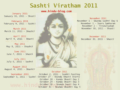 2011 Calendar in pdf and jpeg – Shasti 2011 Dates ~ Hindu Blog