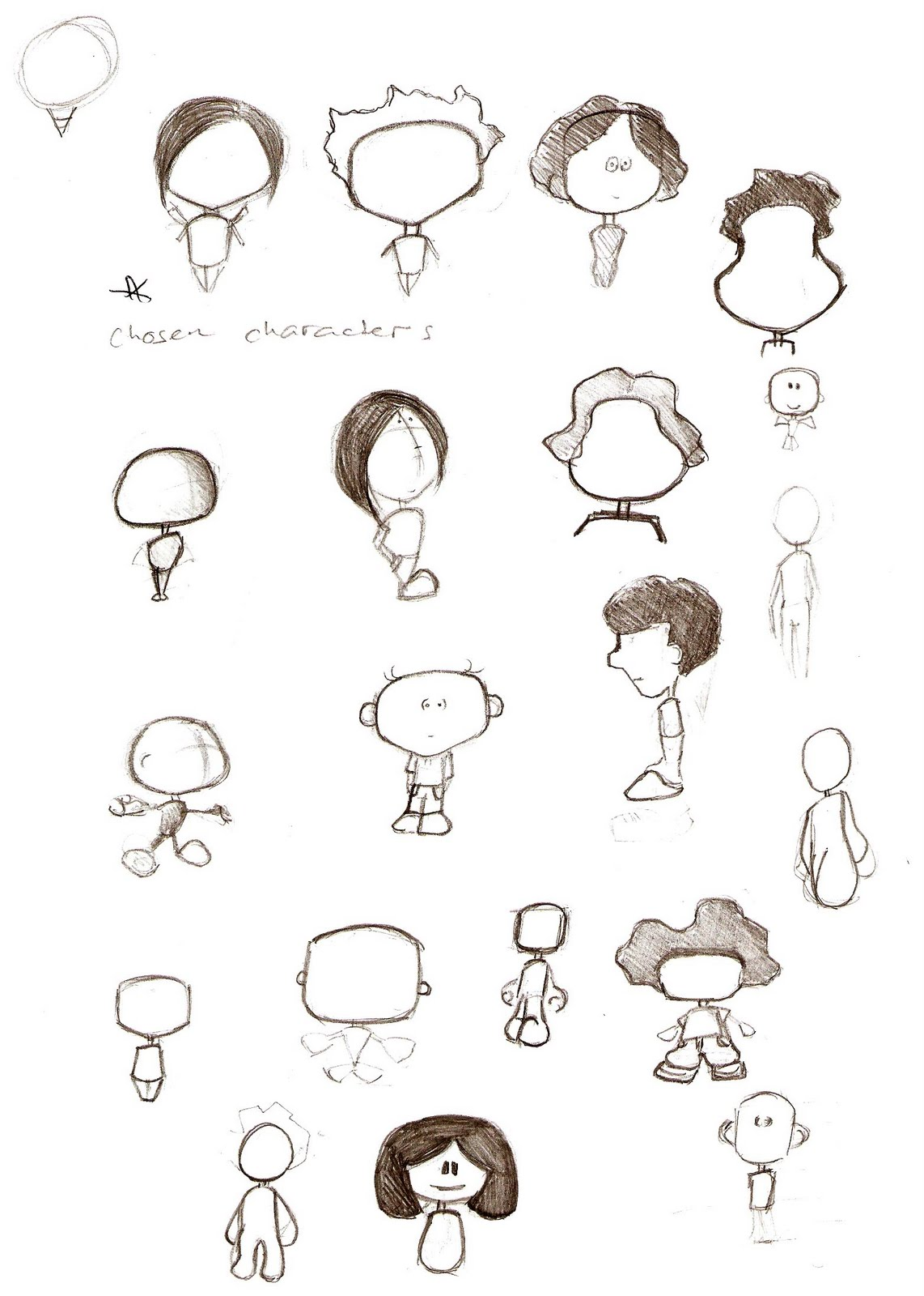 Concept Character Design Tips : Industry exercises selling yourself concept ideas and