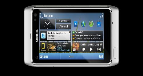 Review Handphone Nokia N8