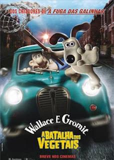 Wallace & Gromit A Batalha dos Vegetais Legendado