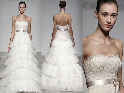 silk organza wedding dress