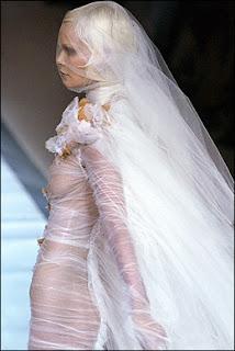 Daring wedding Dress Style