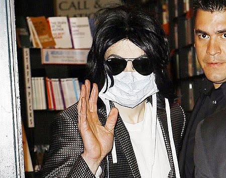BRINCADEIRAS COM AS  FOTOS DE MIKE Michael_Jackson_com_Mascara