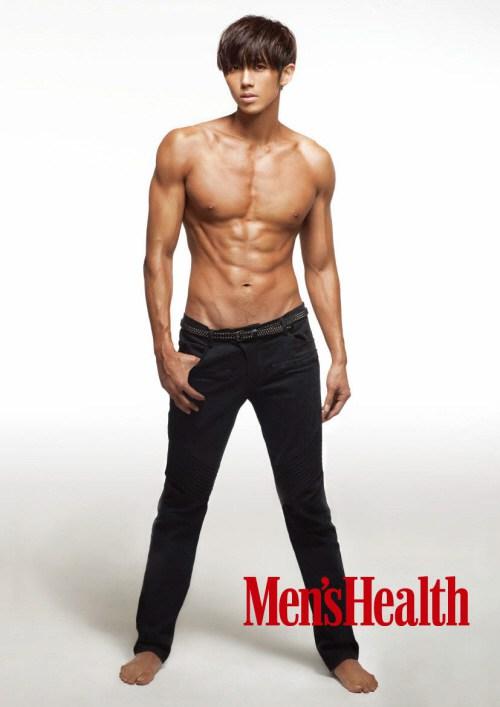 Seulong en Men's Health.... 20110118_seulong