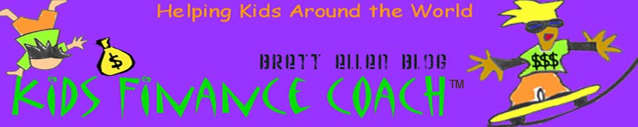 Kids Finance Coach - Brett S. Ellen