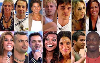 Ex Participantes do BBB4