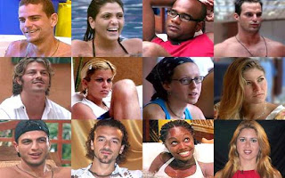 Big Brother Brasil 1 Participantes