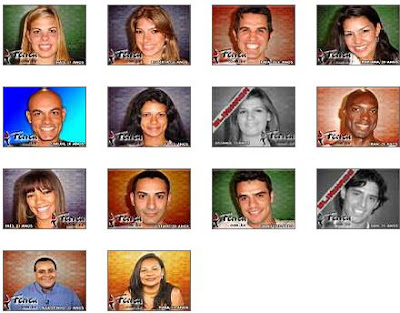Ex Participantes do BBB6