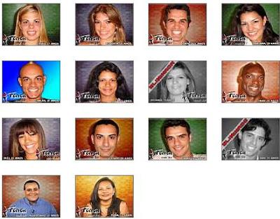 Ex Participantes do BBB6