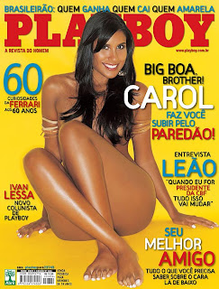 Playboy Ex bbb - Carol