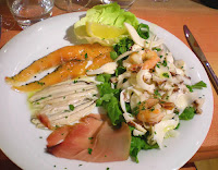antipasto di mare