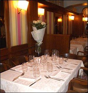 ristorante a Firenze