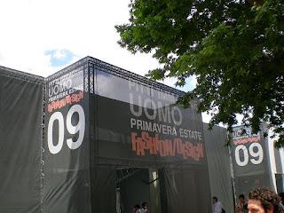 pitti immagine uomo estate 2009