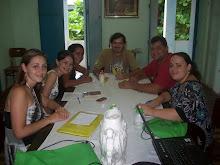 Reunião de área no XIV CONJUFRA