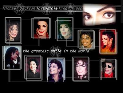 Homenagem ao Rei do Pop - Michael Jackson