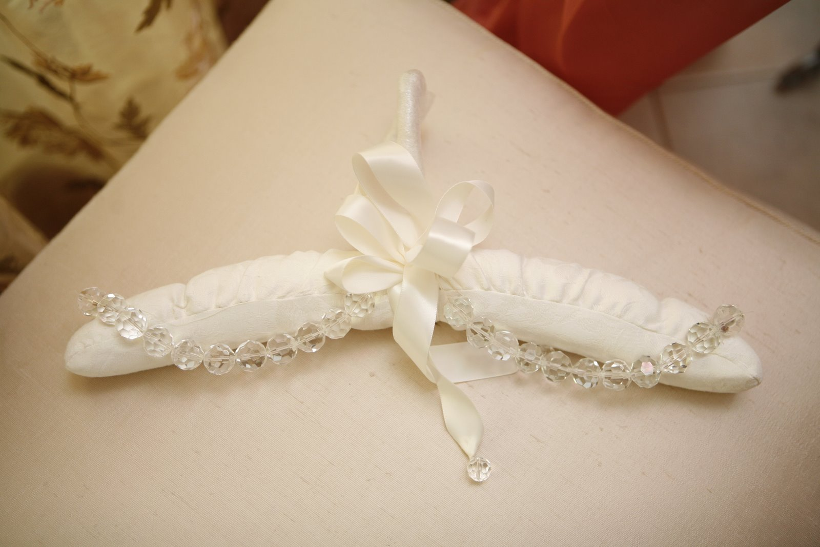 wedding dress hangers diy project wedding forums