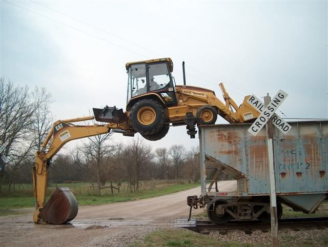 backhoe driver of the year