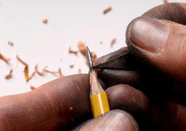 pencil cantik