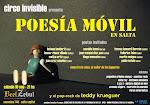 Circo Invisible presenta: Poesía Móvil en Salta