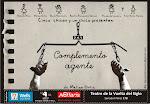 """CINCO CHICAS Y UN CHICO PRESENTAN: """"COMPLEMENTO AGENTE"""""""