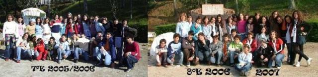 7ºE 2005/2006 & 8ºE 2006/2007