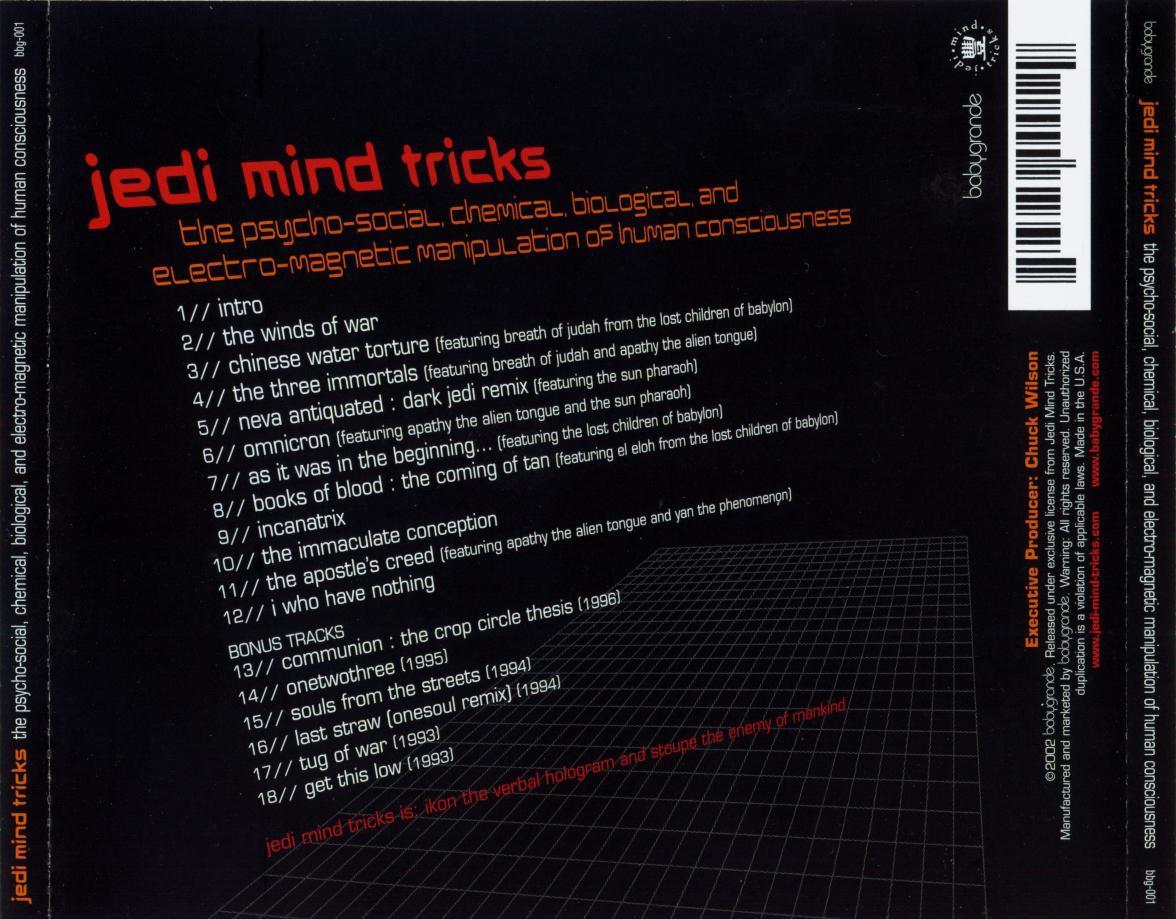 Jedi Mind Tricks | rls...